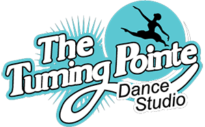The Turning Pointe Dance Studio Logo